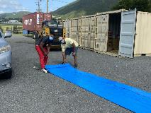 St Thomas Blue Roof Sheeting distribution (4)